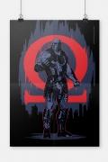 Pôster Liga da Justiça Snyder Cut - Darkseid