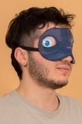 Máscara de Dormir Esquadrão Suicida The Weasel