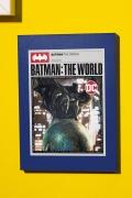 Quadro Batman O Mundo Estados Unidos