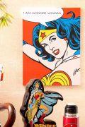 Quadro Tela I am  Wonder Woman