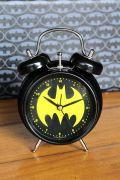 Relógio Despertador Batman Logo