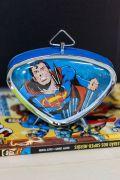 Relógio Despertador Superman Flying