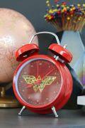 Relógio Despertador Wonder Woman Movie com Led
