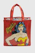 Sacola de Plástico Wonder Woman Body
