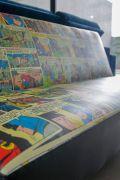 Sofá-Cama DC Comics HQs
