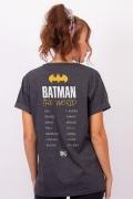 T-shirt Feminina Batman O Mundo Brasil