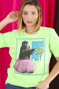 T-Shirt Feminina Birds of Prey - Aves de Rapina