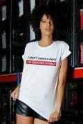 T-shirt Feminina I´m Wonder Woman