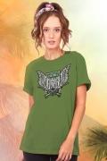 T-shirt Feminina Esquadrão Suicida Rick Flag Colonel