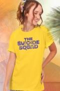 T-shirt Feminina Esquadrão Suicida Squad 1