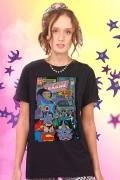 T-shirt Feminina Esquadrão Suicida Starro vs League
