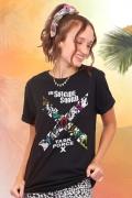 T-shirt Feminina Esquadrão Suicida Task Force X