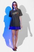 T-shirt Feminina Fandome Batman Universo