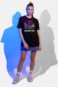 T-shirt Feminina Fandome Jim Lee Trindade