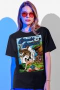 T-shirt Feminina Mulher Maravilha Wonder Woman Nº 6
