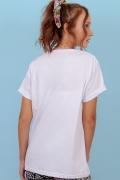 T-shirt Feminina Strange Brave