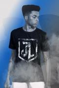 Camiseta Masculina Liga da Justiça Snyder Cut - Join The League