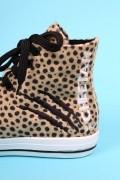 Tênis Cano Alto Mulher Maravilha 1984 Cheetah