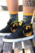 Tênis Cano Alto Batman New Classic