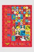 Caderno Wonder Woman Face 10 Matérias