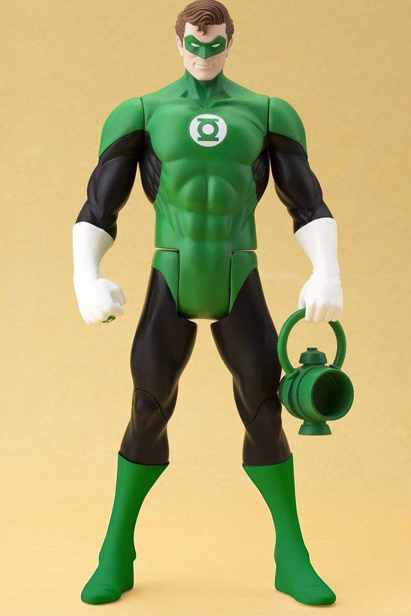 Boneco Lanterna Verde Classic Super Powers