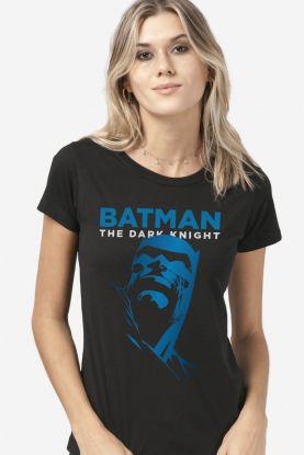 Camiseta Feminina Batman Rosto