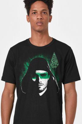 Camiseta Masculina Arrow You Have Failed This City