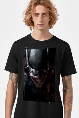 Camiseta Masculina Batman Que Ri