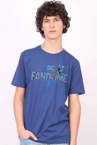 Camiseta Masculina FanDome 2021 Superman