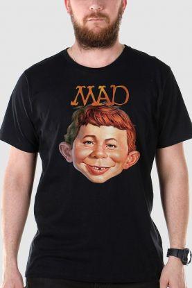 Camiseta Masculina MAD Face 2