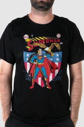 Camiseta Masculina Superman HQ Nº14
