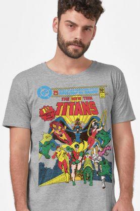 Camiseta Masculina The Teen Titans