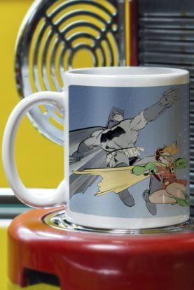 Caneca Batman e Robin