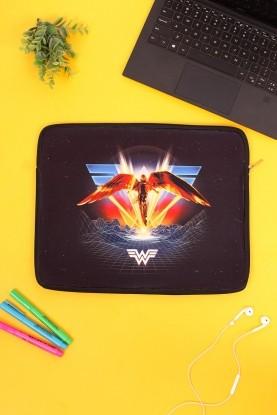 Capa de Notebook Wonder Woman 84 Asas