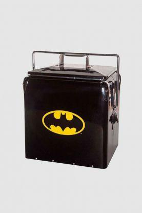Cooler de Metal Batman Logo