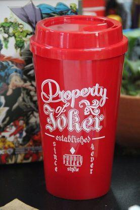 Copo Bucks Harley Quinn Property of Joker
