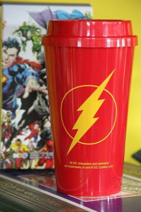 Copo Bucks The Flash