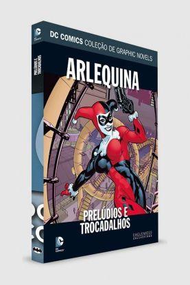 Graphic Novel Arlequina: Prelúdios e Piadas Prontas ed. 31