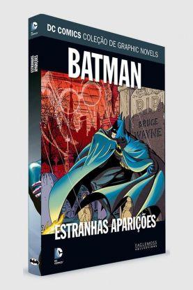 Graphic Novel Batman: Estranhas Aparições ed. 39