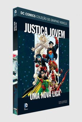 Graphic Novel Justiça Jovem - Uma nova Liga ed. 49