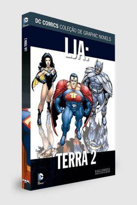 Graphic Novel Liga da Justiça da América: Terra 2