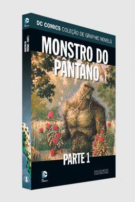 Graphic Novel Monstro do Pântano - Parte 1 ed. 66
