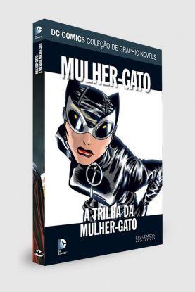 Graphic Novel Mulher-Gato: A Trilha da Mulher-Gato