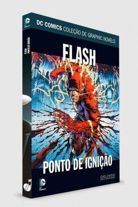 Graphic Novel  Ponto de Ignição ed. 60