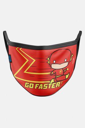Máscara The Flash Go Faster!