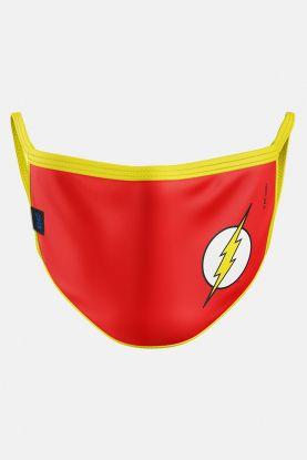 Máscara The Flash Logo Lateral