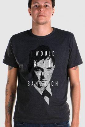 Camiseta Masculina Gotham I Would Kill