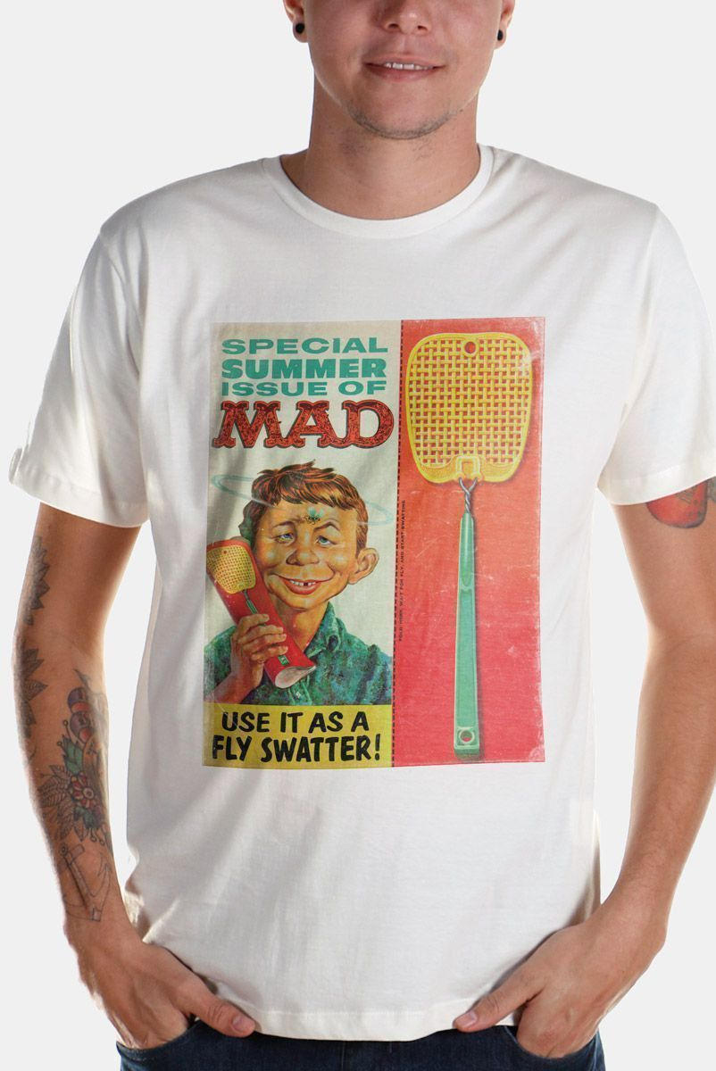 Camiseta Masculina Special Summer Issue Of MAD