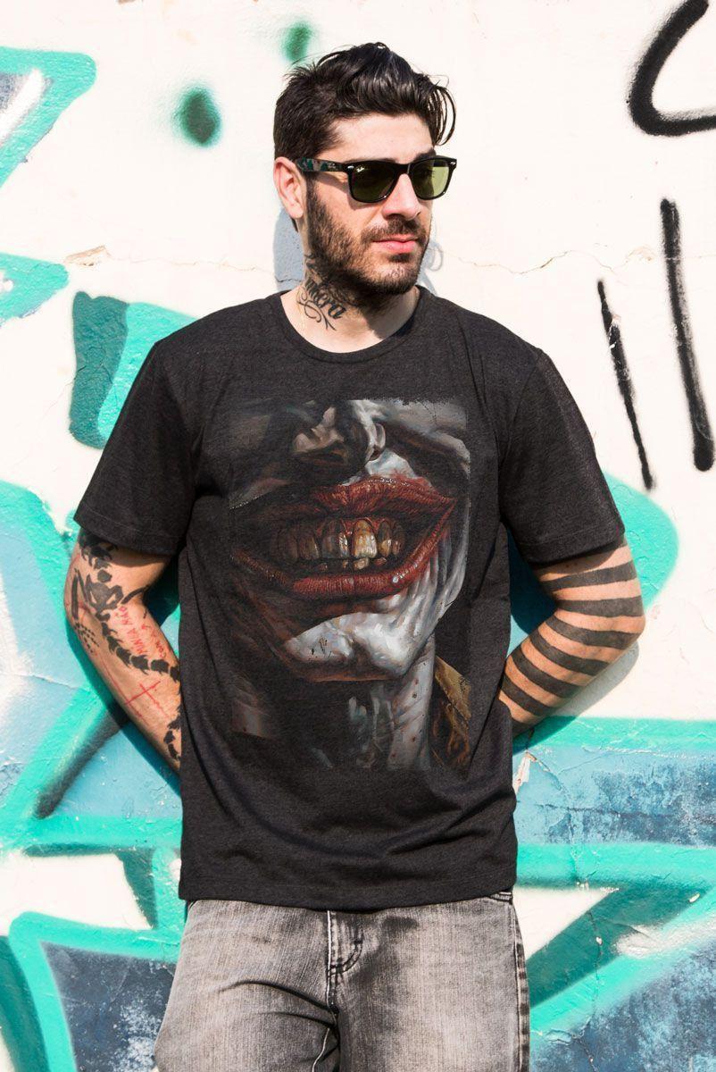 Camiseta Masculina Coringa Darling