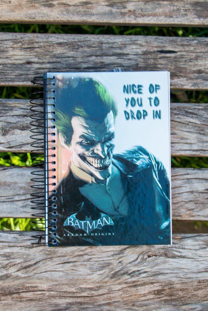 Agenda Diária 2015 The Joker Nice Of You to Drop In